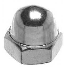 Гайка колпачковая DIN 1587 М4
