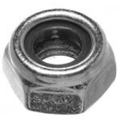 Гайка самоконтрящаяся с нейлоновым кольцом DIN 985