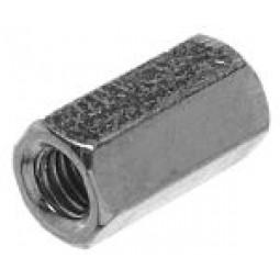 Гайка соединительная (муфта) DIN 6334 М5
