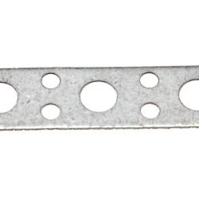 Перфорированная лента для монтажа вентиляции прямая 12х0.55