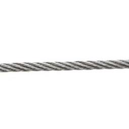 Стальной трос диаметром 1 мм