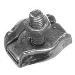 Зажим для стальных канатов одинарный SIMPLEX 3